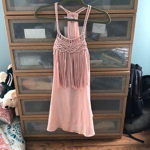 Umgee Pink Dress